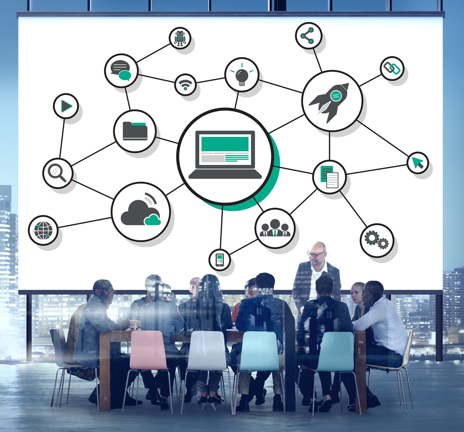 Sales Network Management