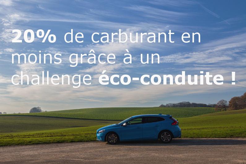 Comment réussir votre challenge éco-conduite en entreprise ?