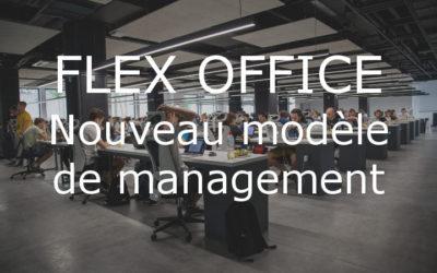 Flex office et nouveau modèle de management