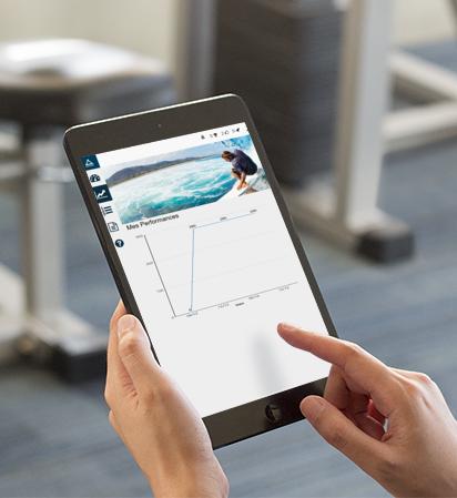 Application tablette challenges commerciaux